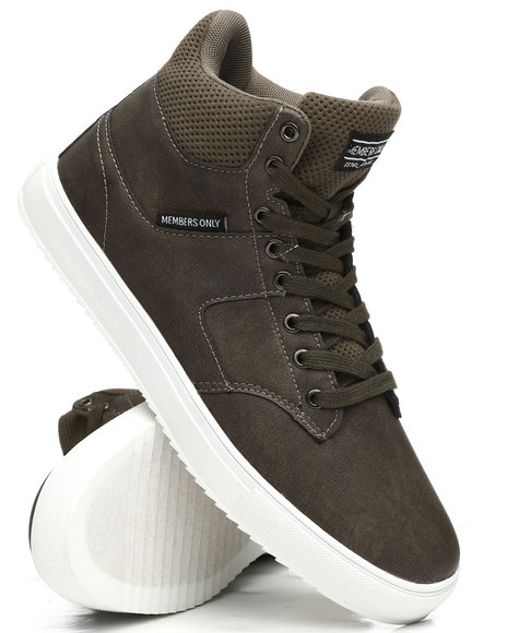 Members Only - Iconic 01 Nubuck Sneakers