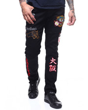 Buyers Picks - Panther Patch Articulated Jean-2297337