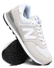 New Balance - 574 Suede Mesh Sneakers-2296277