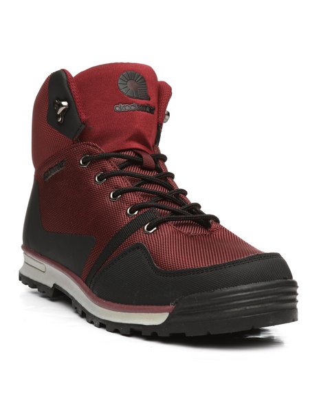 Akademiks - Trek 01 Lace Up Boots