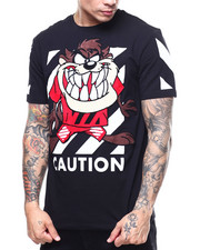 Freeze Max - Caution Taz S/S tee-2297408