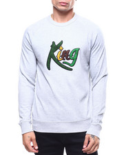 Buyers Picks - king chenille crewneck sweatshirt-2297198