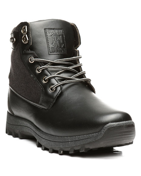 Parish - Lace Up Boots