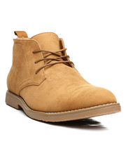 Boots - Desert Lace-Up Boots-2297730