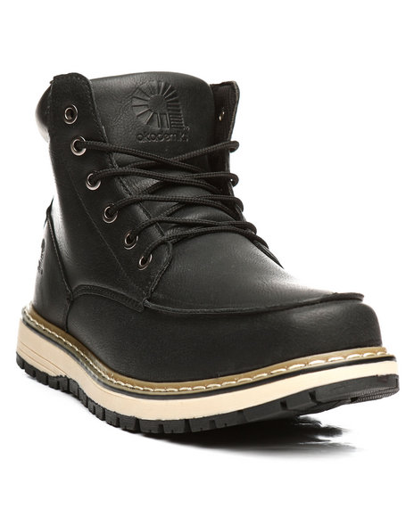Akademiks - Rugg 02 Lace Up Boots