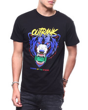 OUTRANK - Leader of The Stacks Tee-2299704