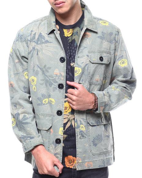 LRG - Home Grown Over Shirt