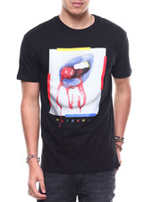 OUTRANK - Cherry Drip Tee-2299560
