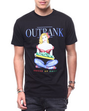 OUTRANK - Served Up Daily Tee-2299416