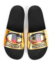 Athleisure for Men - IPO Metallic Slides-2298190