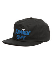Diamond Supply Co - Family Guy Unstructured Snapback Hat-2296987