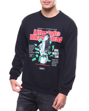 OUTRANK - Lifestyle Illustrated Crewneck Sweatshirt-2299848