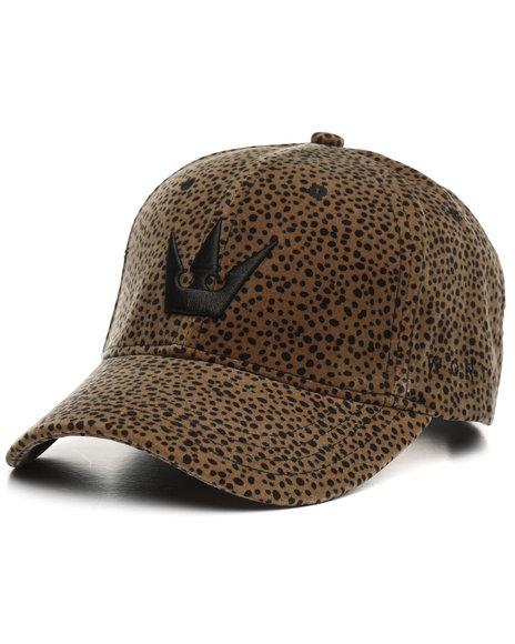 Buyers Picks - Cheetah Crown Dad Hat