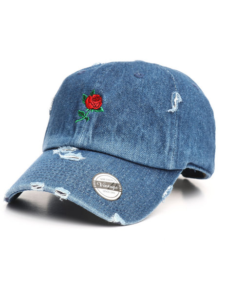 Buyers Picks - Vintage Rose Dad Cap