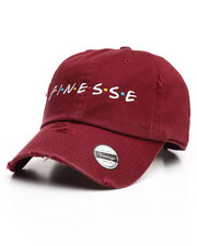 Hats - Vintage Finesse Dad Cap-2296926