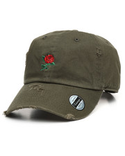 Hats - Vintage Rose Dad Cap-2296894