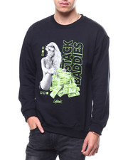 OUTRANK - Stack Baddies Crewneck Sweatshirt-2299868