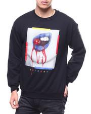 Mens-Winter - Cherry Drip Crewneck Sweatshirt-2299887