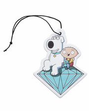 Stocking Stuffers Men - Diamond Supply Co. x Family Guy Stewie & Brian Air Freshener-2297652