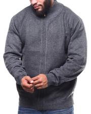 Sweatshirts & Sweaters - Fleece Lined Full Zip  Sweater (B&T)-2299944