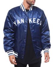 Mens-Winter - Yankees Warmup Jacket-2300013