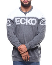 Ecko - Knockout L/S Crew (B&T)-2298682