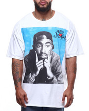 C-LIFE GROUP LTD - Poetic Justice S/S Tee (B&T)-2300419
