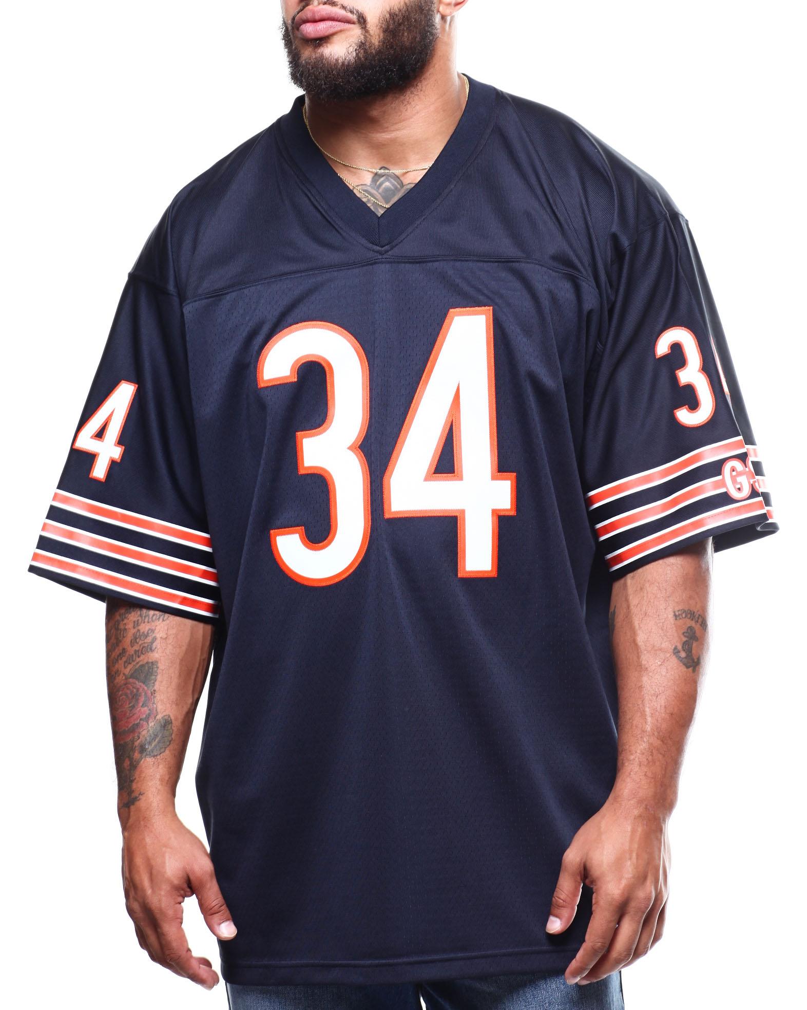 online retailer c0283 b2993 Buy Bears Walter Payton NFL Legacy Jersey (B&T) Men's Shirts ...