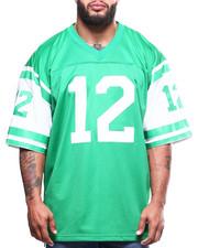Big & Tall - Jets  Namath NFL Legacy Jersey (B&T)-2298662