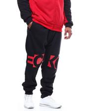 Sweatpants - E-C-K-O Sherpa Jogger (B&T)-2298763