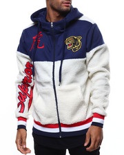 Buyers Picks - SHERPA VARSITY JACKET W HOOD-2299920