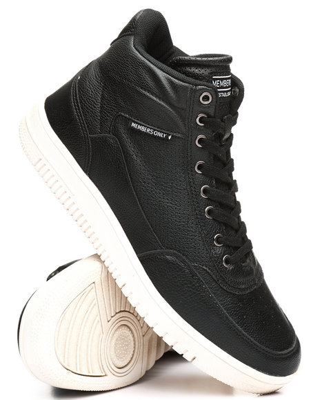 Members Only - Iconic Bomber 01 High Top Sneakers