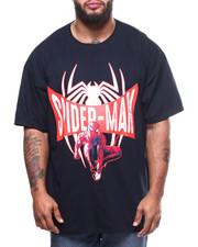 Big & Tall - Spiderman Man S/S Tee (B&T)-2300473