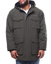 Levi's - Artic Cloth Hooded Parka Jacket (B&T)-2298724