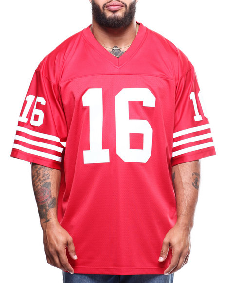 Mitchell & Ness - 49ERS Montana NFL Legacy Jersey (B&T)