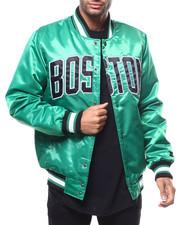 Outerwear - Boston Warmup Jacket-2299975
