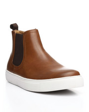 Shoes - High Top Slip-On Shoes-2300001