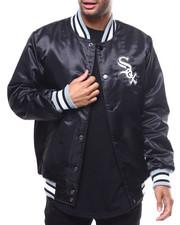 Mens-Winter - White Sox Warmup Jacket-2299996