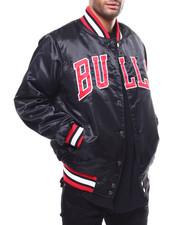 Starter - Bulls Warmup Jacket-2299991