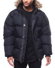 "Heavy Coats - Golden Peak 30"" mid length Puffer Coat by Joe Whistler-2300062"