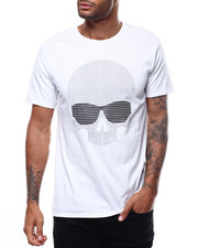 KARL LAGERFELD PARIS - Karl Head Skull Tee-2300035