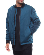 Men - Flight Satin Fashion Depot Jacket-2298551