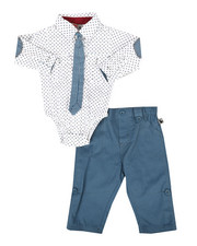 Duck Duck Goose - 3Pc Bodysuit & Pant Set (Infant)-2296693