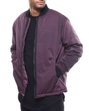 Men - Flight Satin Fashion Depot Jacket-2298586