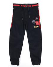 Boys - Athletic Twill Jogger Pants (4-7)-2299154