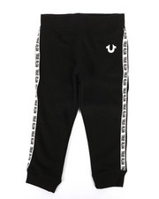 Bottoms - Tape Logo Sweatpants (2T-4T)-2298293