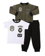 Enyce - Air Force 3Pc Jacket Set (8-20)-2299177