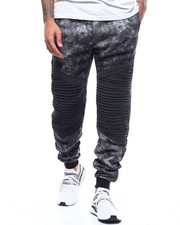 Jeans & Pants - Pleated Thigh Jogger-2300557
