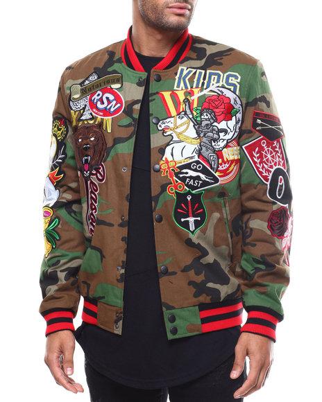 Regionals Varsity Jacket by Reason