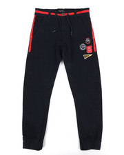Pants - Athletic Twill Jogger Pants (8-20)-2299159